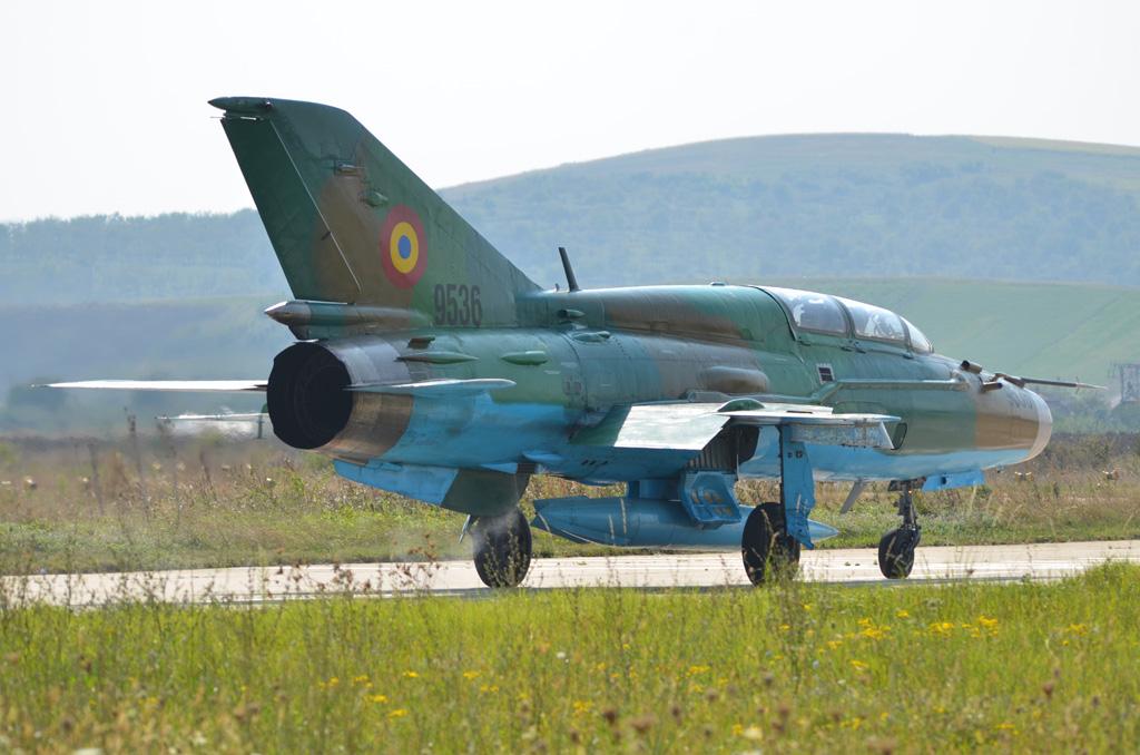 romania air force